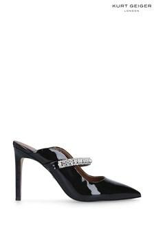 Kurt Geiger London Black Duke Shoes