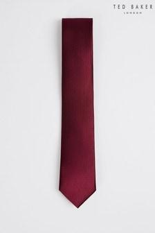 Ted Baker Blula Plain Slick Tie