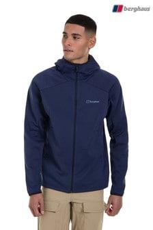 Berghaus Blue Callabee Hooded Fleece Jacket