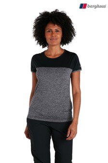Berghaus Blue Voyager Short Sleeve Tech T-Shirt