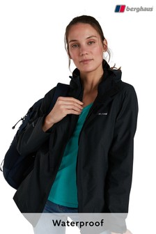 Berghaus Black Elara Waterproof Jacket