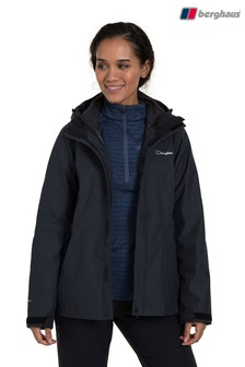 Berghaus Black Elara Gemini 3-In-1 Waterproof Jacket