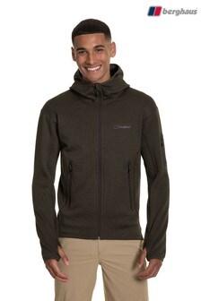 Berghaus Green Pravitale Mountain 2.0 Hooded Fleece Jacket