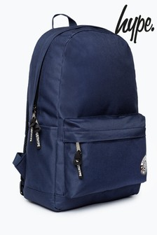 Hype. Navy Price Entry Backpack
