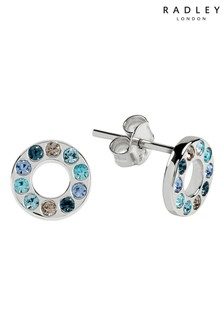 Radley Rocks Sterling Silver Earrings