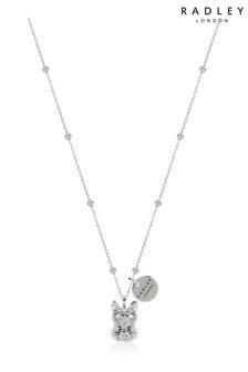 Radley & Friends Silver Tone Necklace