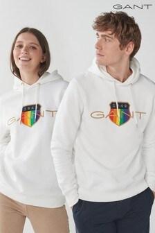 GANT Unisex Pride Sweat Hoodie