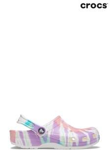 Crocs Purple Classic More Joy Sandals