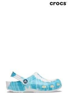 Crocs Blue Classic More Joy Sandals