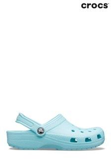 Crocs Blue Classic Clogs