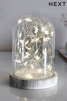 Star Cloche Decorative Feature Light