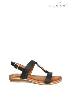 Lunar Black Maldives Fashion Sandals