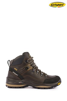 Grisport Brown Fortress Hiking Boots