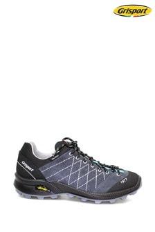 Grisport Grey Argon Walking Shoes