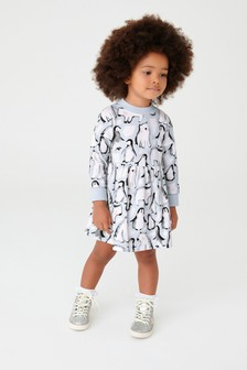 Cosy Sweat Dress (3mths-7yrs)