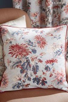 Crimson Red Maryam Cushion