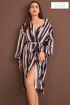 Premium Satin Robe