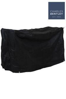 Rectangular Black Bistro Set Furniture Cover By Charles Bentley