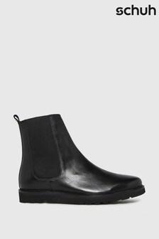 Schuh Black Dean Chelsea Boots
