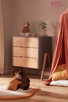 Torsten 3 Drawer Dresser By Troll