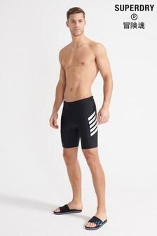 Superdry Sport Pool Jammer Swim Shorts