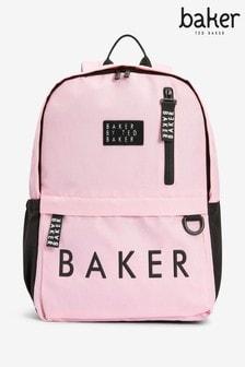 Baker by Ted Baker Pink Backpack