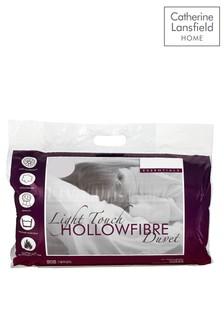 Catherine Lansfield Home Essentials Hollowfibre 4.5 Tog Duvet