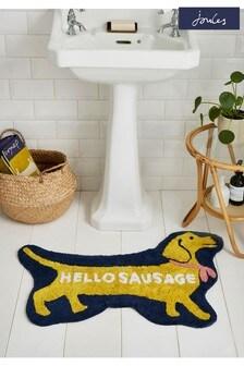 Joules Hello Sausage Bath Mat