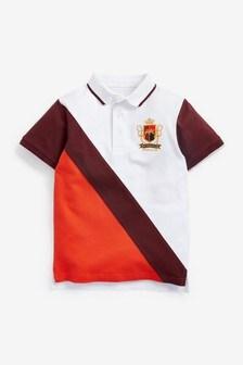 Heritage Sash Polo (3-16yrs)