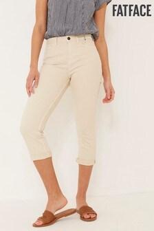 FatFace Hertford Skinny Capri Jeans