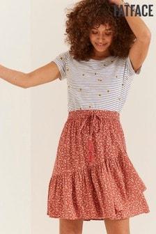 FatFace Clarissa Sunshine Ditsy Skirt