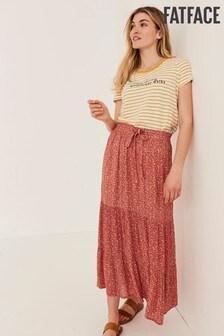 FatFace Nora Sunshine Ditsy Maxi Skirt