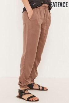 FatFace Lyme TENCEL™ Cuffed Trousers