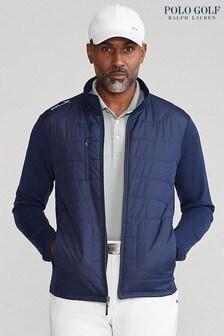 Polo Golf by Ralph Lauren RLX Navy Hybrid Perfromance Sweat Jacket