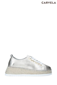 Carvela Comfort Gold Chase Trainers
