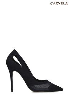 Carvela Black Luxx Shoes