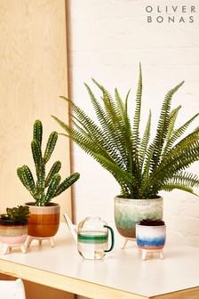 Oliver Bonas Suelo Ceramic Large Plant Pot