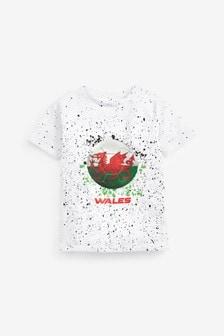 Football Supporter T-Shirt (3-16yrs)