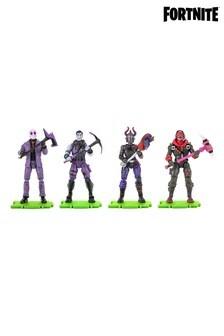 Fortnite 4 Figure Pack Squad Mode Squad Mode Dark Legends S5 Component A FNT0649A
