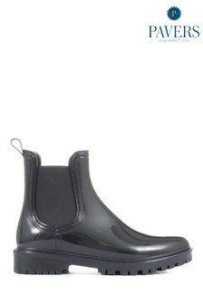 Pavers Ladies Ankle Boot Wellies