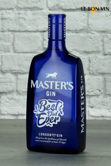 Best Dad Ever Master's Gin Gift by Le Bon Vin