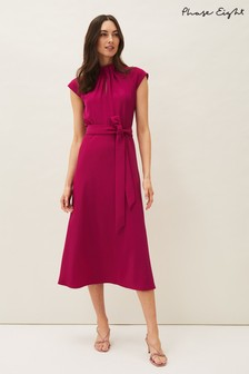Phase Eight Pink Bree Dress