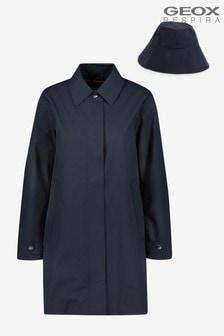 Geox Women's Gendry Gothic Blue Jacket