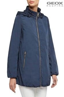 Geox Women's Naiomy Gothic Blue Jacket