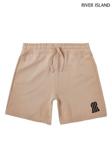 River Island Stone Shorts