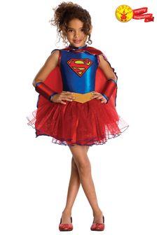Rubies Supergirl Fancy Dress Costume
