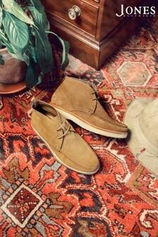 Jones Bootmaker Brown Epping Men's Chukka Boots