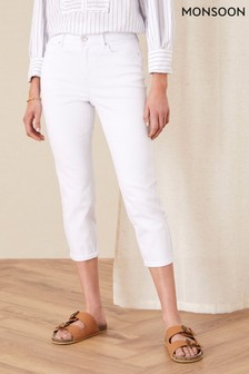 Monsoon Idabella Cropped Jeans