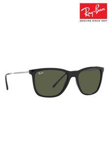 Ray-Ban Rectangular Frame Sunglasses
