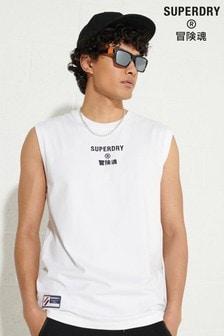Superdry Corporate Logo Vest